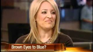 getlinkyoutube.com-Doctor says he can turn your brown eyes blue