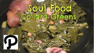 Flavorful Well-Seasoned Soul Food Collard Greens Recipe: The BEST Collard Greens EVER