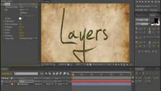 Animated Handwriting in After Effects