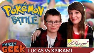 getlinkyoutube.com-POKÉMON EPIC BATTLE avec xPikami ! Qui va gagner ?? Family Geek