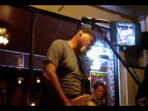 MIKE OSBORN BAND live in Gilroy CA Sept 2013