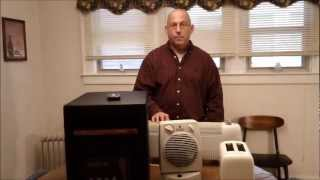 getlinkyoutube.com-Edenpure Heater is it better than any other space heater?
