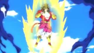 「AMV」 Dragon Ball Heroes ~ Courtesy Call