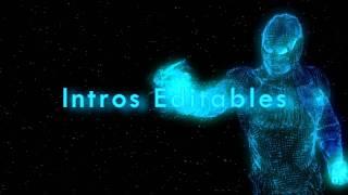 getlinkyoutube.com-Intro Iron Man | Editable Template Sony Vegas (HD)