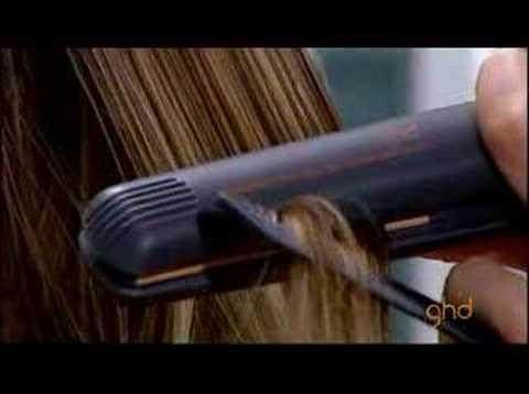 wlosy proste, fryzura