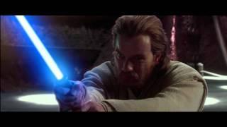 getlinkyoutube.com-Anakin And Obi-Wan VS Count Dooku (1080p)