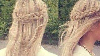 6 PEINADOS FACILES RAPIDOS Y BONITOS PARA IR A CLASE ♥ Back To School Hairstyles