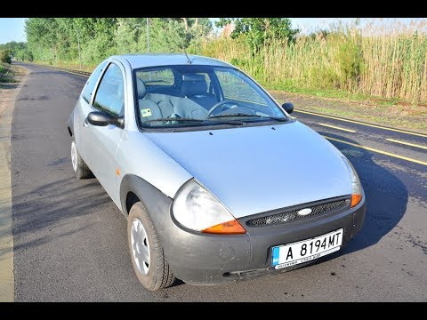 Форд Ка - самая дешевая прокатная машина в Болгарии. Ремонт гидроусилителя руля