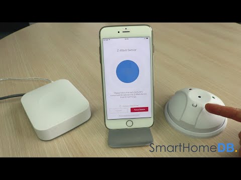 HOW-TO: Unpair and Disconnect your Samsung SmartThings Hub from a GoControl Glass Break Detector