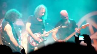 "getlinkyoutube.com-Anthrax - ""T.N.T."" with Kirk Hammett - Live 03-28-2013 - Regency Ballroom, San Francisco"