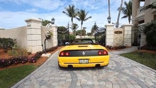 getlinkyoutube.com-$50 Million Mansion 20 Car Underground Garage