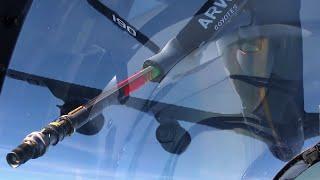 getlinkyoutube.com-F-15Dイーグル・コックピット映像 (離陸 & 空中給油)
