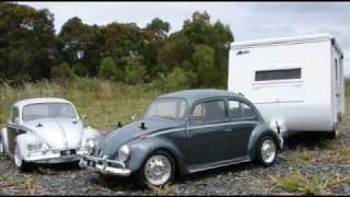 Nannu's Caravan with Tamiya Beetle