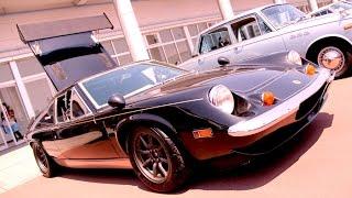 getlinkyoutube.com-1974 LOTUS EUROPA SPECIAL TYPE74 | ロータス ヨーロッパ 4AGエンジン換装車(エンジンあり)