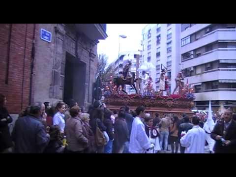 Semana Santa Ciudad Real 2012 Flagelacion (1/4)