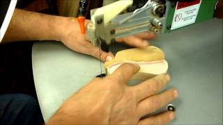getlinkyoutube.com-Basic Intarsia Seashell Pt 5 of 6 (Gap Repair)