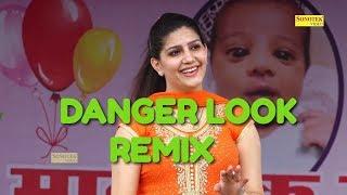 Danger Look Remix || Sapna Choudhary || New Latest Hr Remix Song 2018