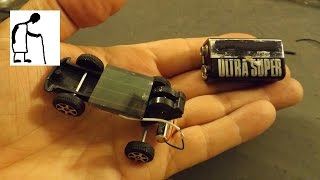 getlinkyoutube.com-Hey Grandad, can you make a small Solar Powered Car? PART #1
