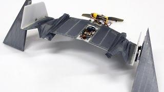 getlinkyoutube.com-A flying robot that can walk