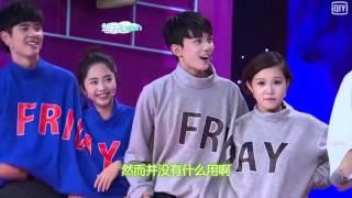 151020大牌对王牌 5 Friday Show UNIQ Sungjoo Cut [Eng Sub]