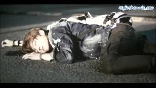 getlinkyoutube.com-Luhan The Witness (eng sub) - Got chased and hit by car cut