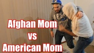 getlinkyoutube.com-Afghan Mom VS American Mom