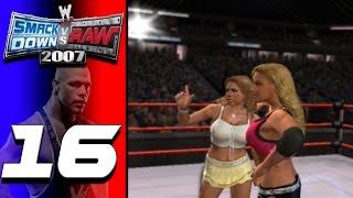 WWE Smackdown Vs Raw 2007 #16 - Trish's New Man