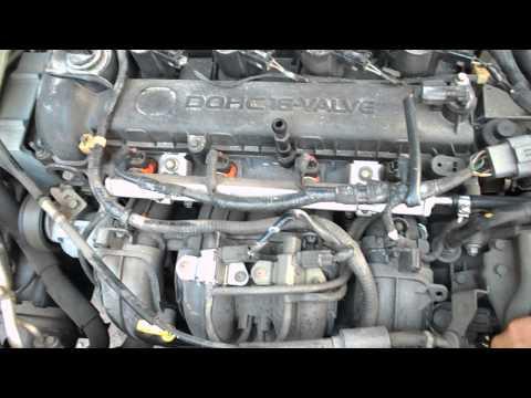 Двигатель L3-VE Mazda 3 Axela