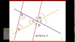 getlinkyoutube.com-Geometri - Mengapa sudut segitiga 180 derajat? Jurus 7 Detik Matematika Paman APIQ
