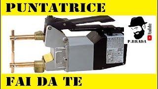 getlinkyoutube.com-Puntatrice fai da te By Paolo Brada DIY