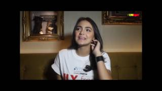 EXCLUSIVE INTERVIEW WITH AMANDA RAWLES SOAL PERANNYA DI FILM ILY FROM 38000 FT