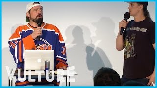 getlinkyoutube.com-Kevin Smith and Jason Mewes at Vulture Festival 2015