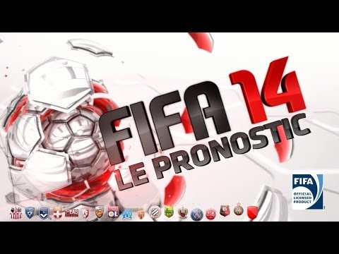 FIFA 14 - Pronos Ligue 1 - PSG vs Monaco