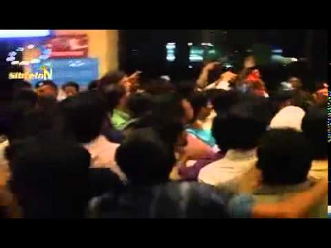 Shahid Afridi Arrival Reception Sibteintv Exclusive p3