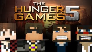 getlinkyoutube.com-Minecraft Hunger Games 5 with YouTubers! Round 3 - REVENGE!!!!!