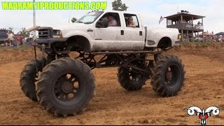 getlinkyoutube.com-TRUCKS GONE WILD TAKES OVER WEST GEORGIA MUD PARK 2015