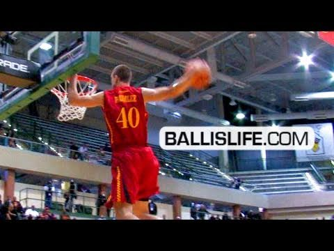 2011 McDonald's All American Dunk Contest; Austin Rivers, LeBryan Nash, Marshall Plumlee &amp; More!