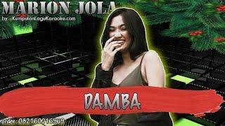 Karaoke Tanpa Vokal | DAMBA - MARION JOLA