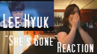 "getlinkyoutube.com-Lee Hyuk (from Norazo) ""She's Gone"" Reaction"
