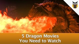 getlinkyoutube.com-Top 5 Dragon Movies You Need To Watch!