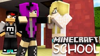getlinkyoutube.com-Minecraft School - A NEW BULLY JOINS THE SCHOOL!