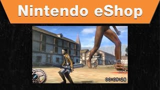 getlinkyoutube.com-Nintendo eShop - Attack on Titan: Humanity in Chains Full Trailer