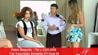 getlinkyoutube.com-Programa Meninas - Corte para cabelos crespos