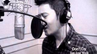 getlinkyoutube.com-kan Jong Wook (간종욱) - Don't Cry (Royal family OST)