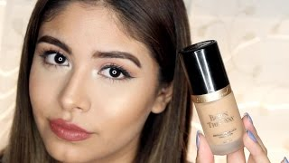 getlinkyoutube.com-Too Faced Born This Way Foundation Review