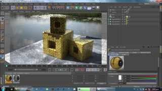 getlinkyoutube.com-Crear material avanzado en Cinema 4D - Vray