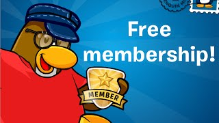 How to get Free and Legit Club Penguin Membership