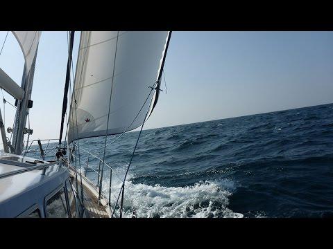 Segeln | Kiel/Deutschland nach Portimao/Portugal | Yachtüberführungen by Navismare