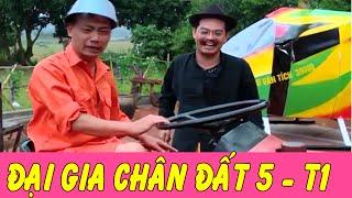 getlinkyoutube.com-Phim Hài Tết | Đại Gia Chân Đất 5 - Tập 1 | Trung Hiếu , Bình Trọng , Quang Tèo