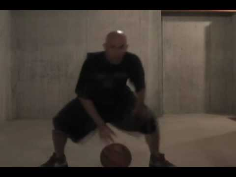 Snake Basketball Tutorials Drills - Spider Dribble